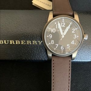 Burberry Swiss Quartz Unisex Watch